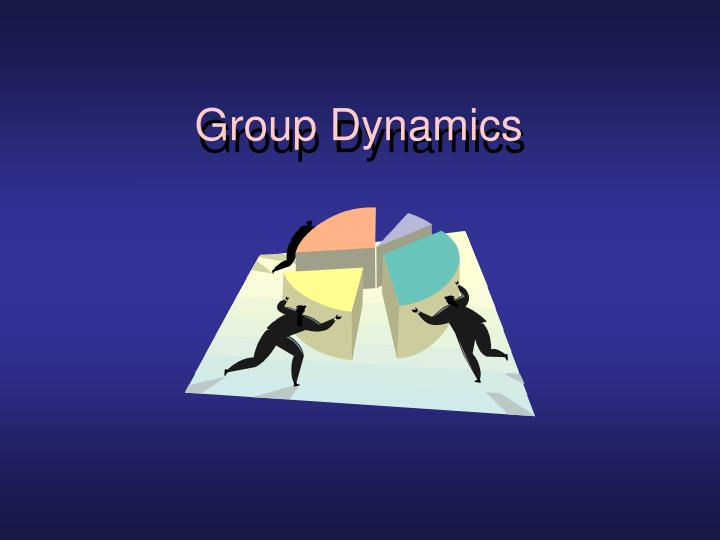 group dynamics n.