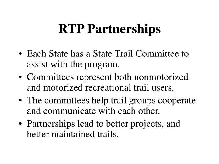 RTP Partnerships