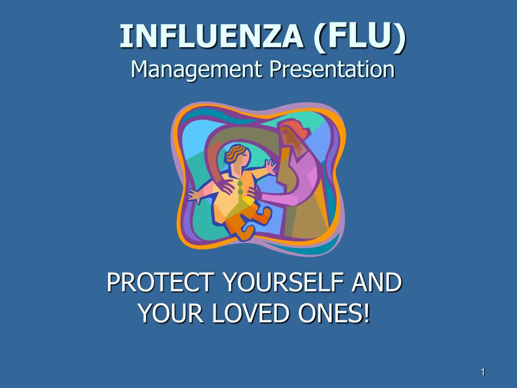 influenza flu management presentation l.