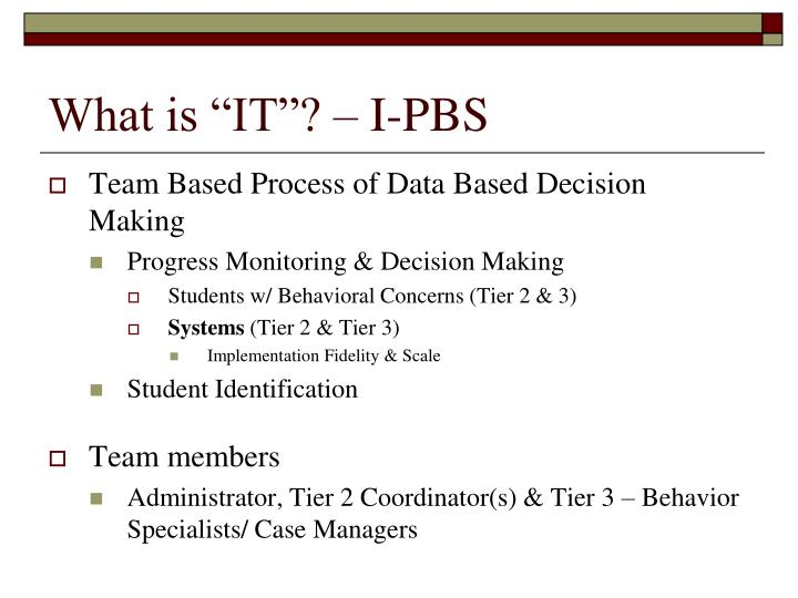 """What is """"IT""""? – I-PBS"""