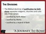 the divisions