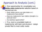 approach to analysis cont