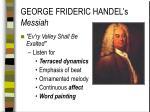 george frideric handel s messiah1