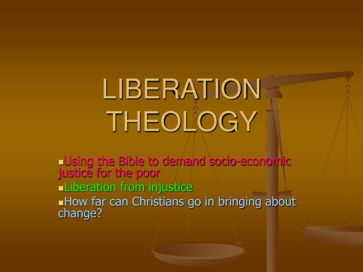 liberation theology as a double polarity Liberation theology bibliography compiled by james t bretzke, sj boston college school of theology & ministry ecclesiology and church documents.
