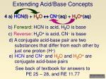 extending acid base concepts3