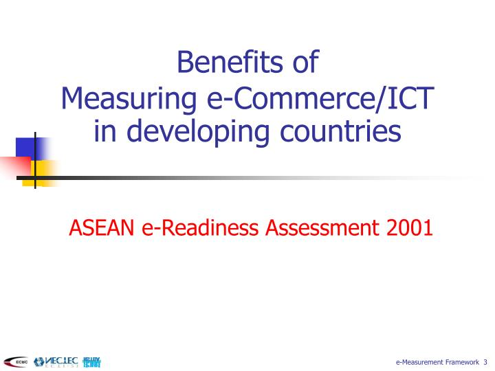 e readiness assessment for ict infrastructure of On e-readiness assessment of states, union territories and central ministries and departments over to implement an ict infrastructure and e-readiness initiative.