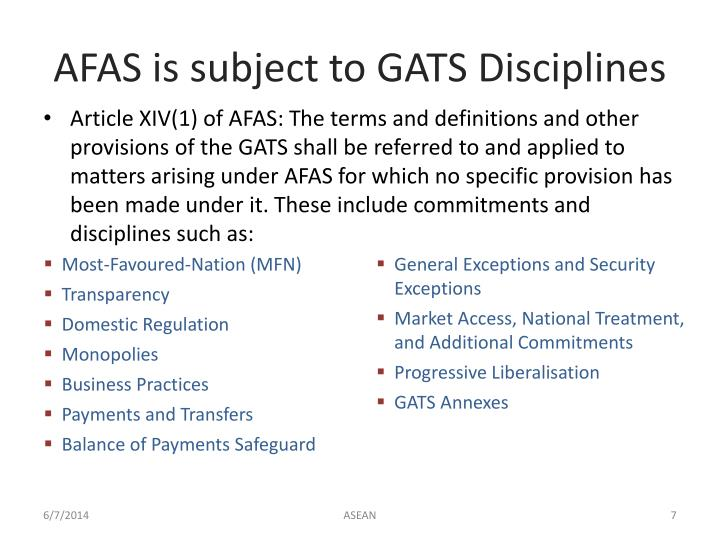 AFAS is