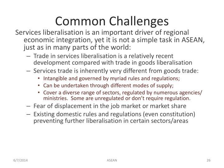 Common Challenges