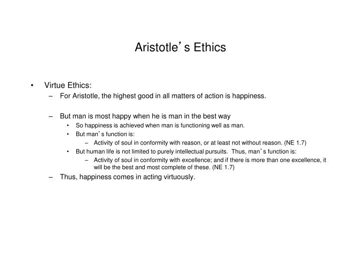 an introduction to the philosophy of happines by aristotle Introduction: empedocles  (aristotle credited him with the invention of rhetoric itself),  or check the philosophy books page for a full list.
