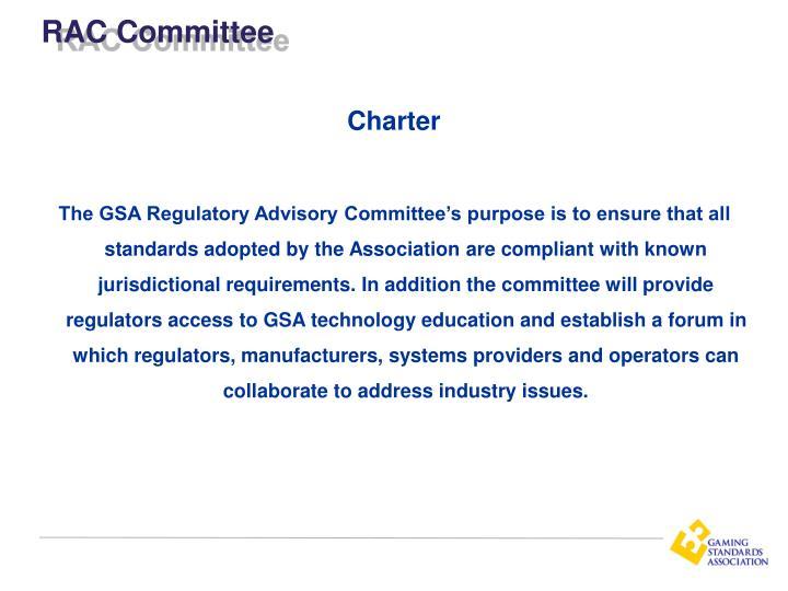 RAC Committee