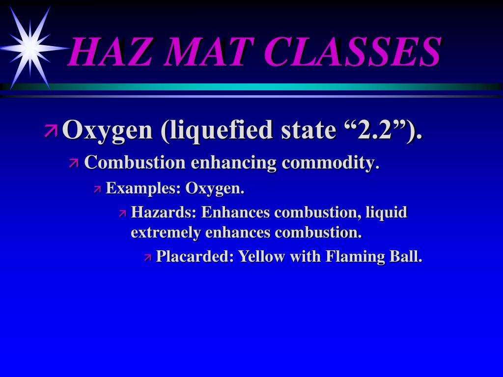 PPT - HAZARDOUS MATERIALS AWARENESS PowerPoint Presentation - ID:1429297
