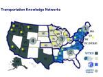 transportation knowledge networks