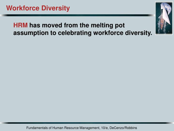 case hrm and workforce diversity huawei Diversity in an organization a case study of how diversity is addressed in a multi-national organization a dissertation submitted to the faculty of the school of education.