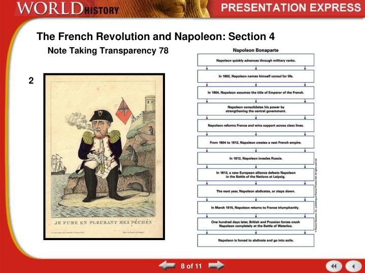 chapter 19 test the french revolution A quiz to help with your french revolution/napoleon test reveal answers: during the quiz (practice mode) end of quiz (exam mode)  the french people supported napoleon bonaparte because they hoped he would  a  chapter 11: the french revolution and napoleon, 1789–1815 (1.