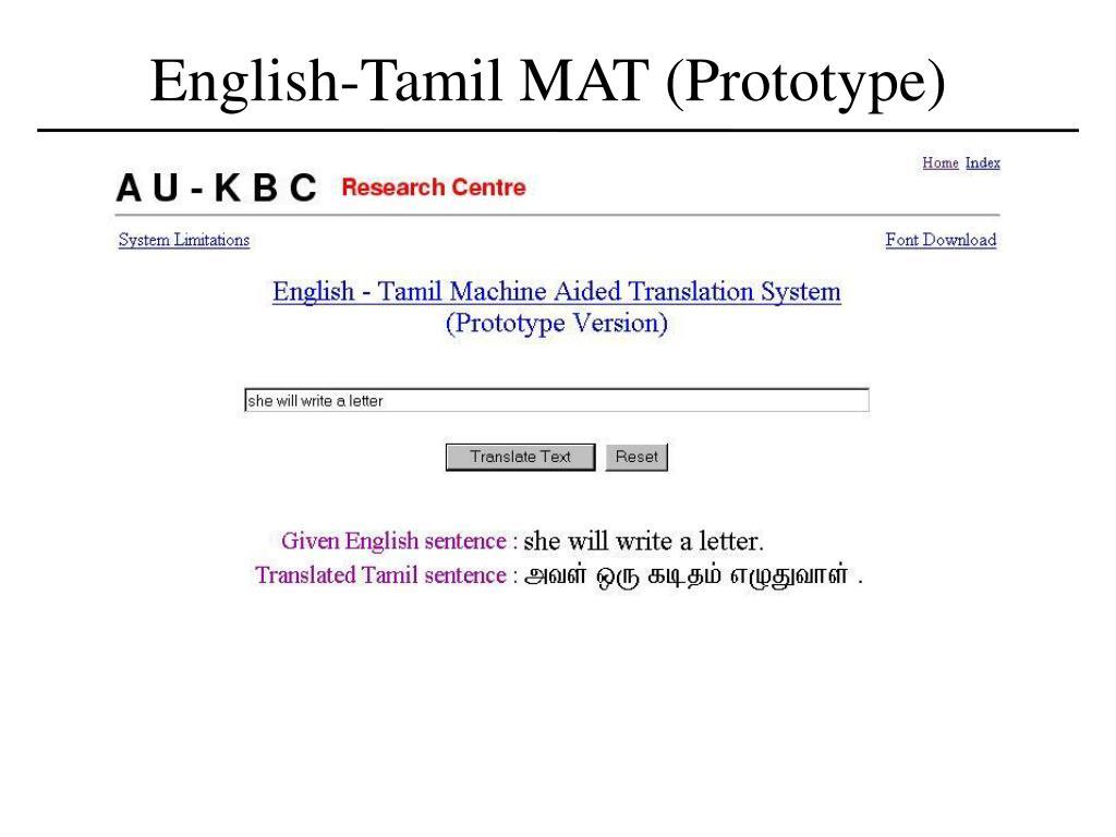 PPT - Machine Translation PowerPoint Presentation - ID:142951