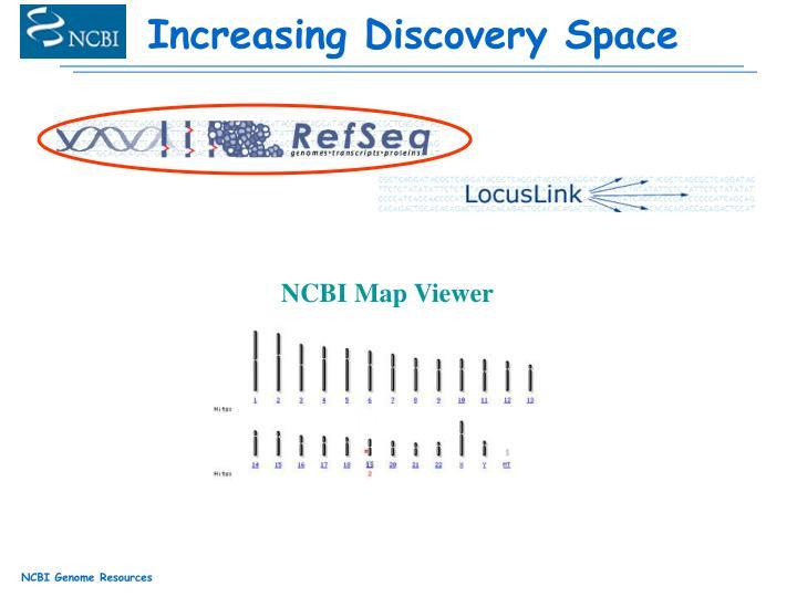 NCBI Map Viewer