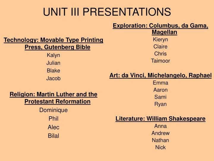 Technology: Movable Type Printing Press, Gutenberg Bible