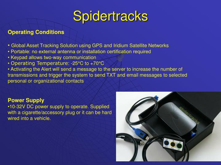 Spidertracks
