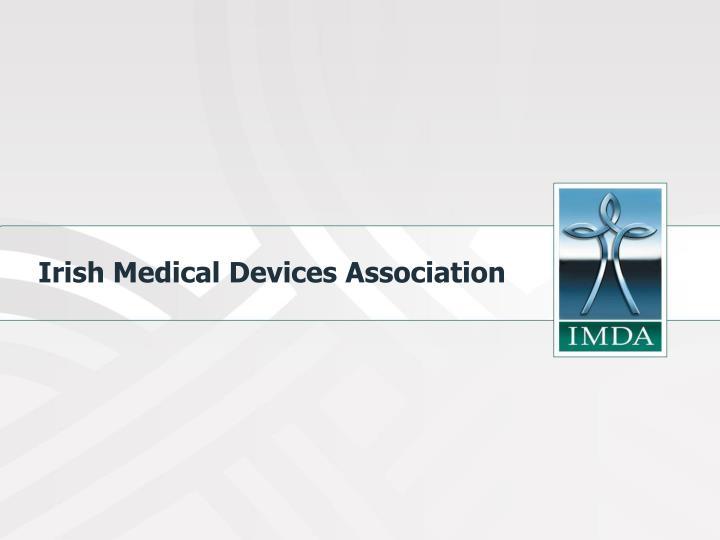 Irish Medical Devices Association