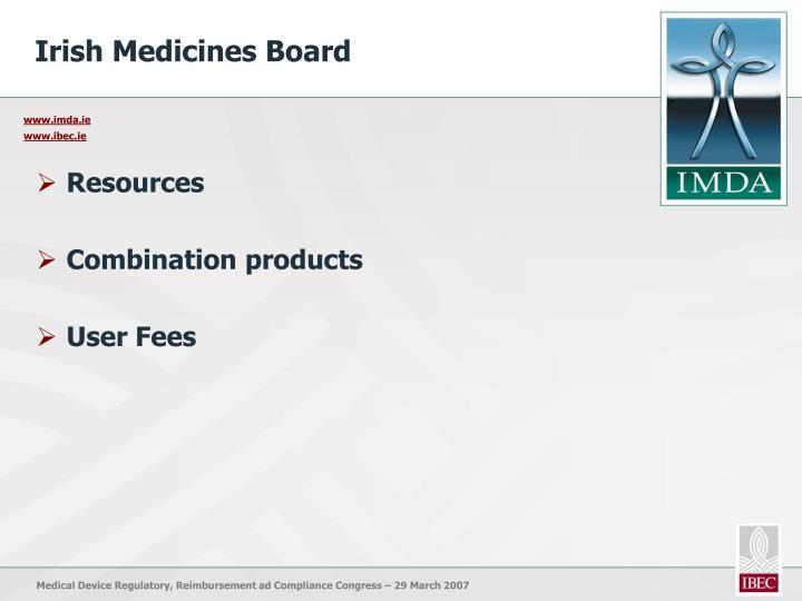 Irish Medicines Board