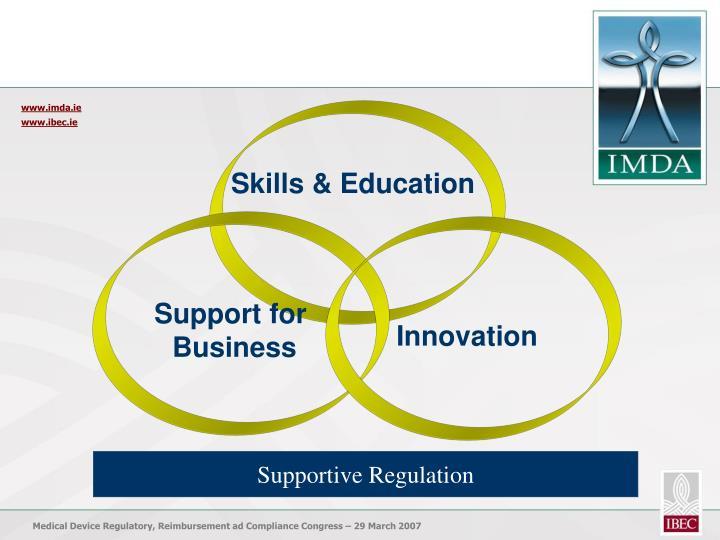 Skills & Education