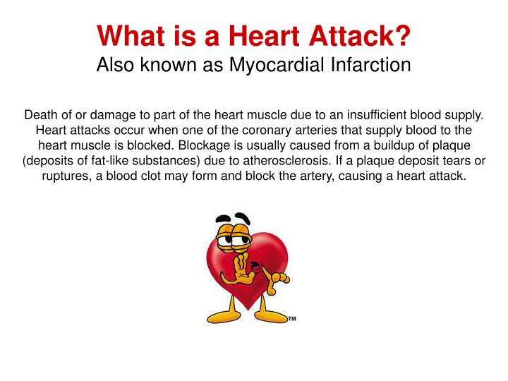 What is a Heart Attack?