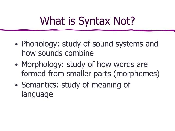 syntax morphology course outline Index of /course/syntax_and_morphology.