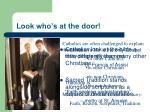 look who s at the door3