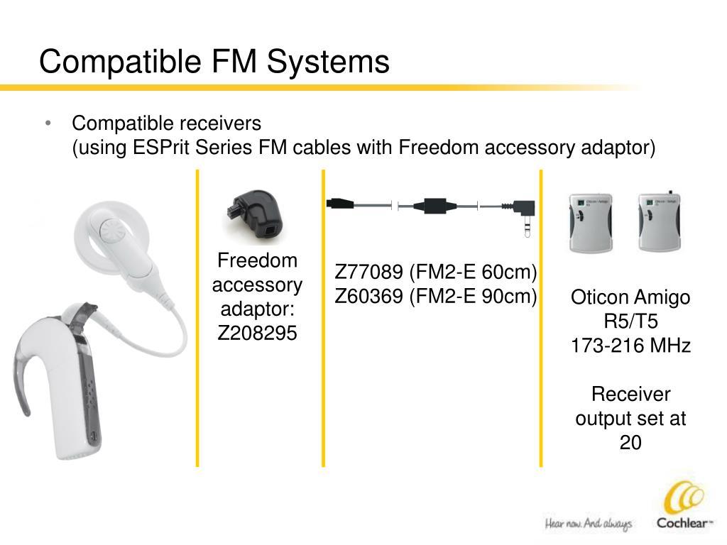 Compatible FM Systems