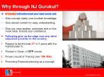 why through nj gurukul