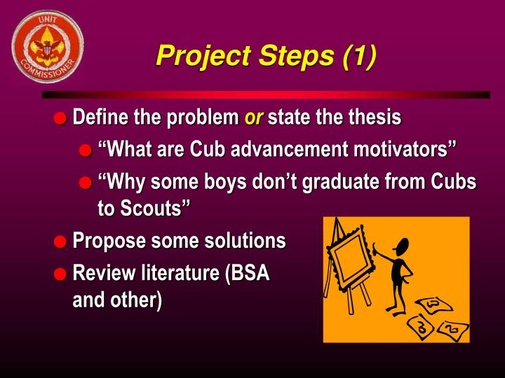 Project Steps (1)