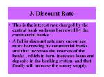 3 discount rate