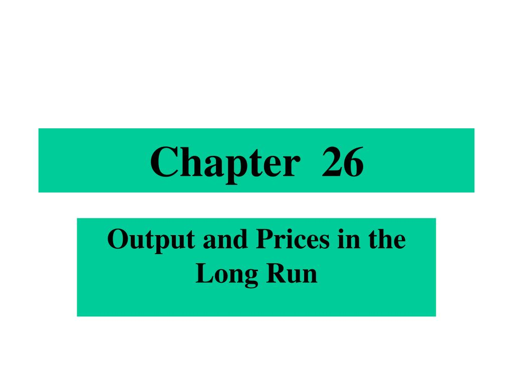 Chapter  26