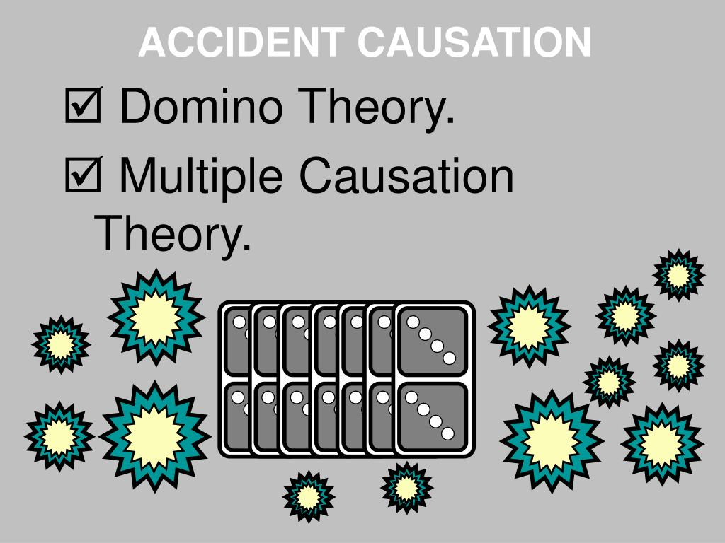 accident causation theory