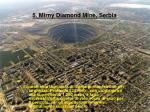 5 mirny diamond mine serbia