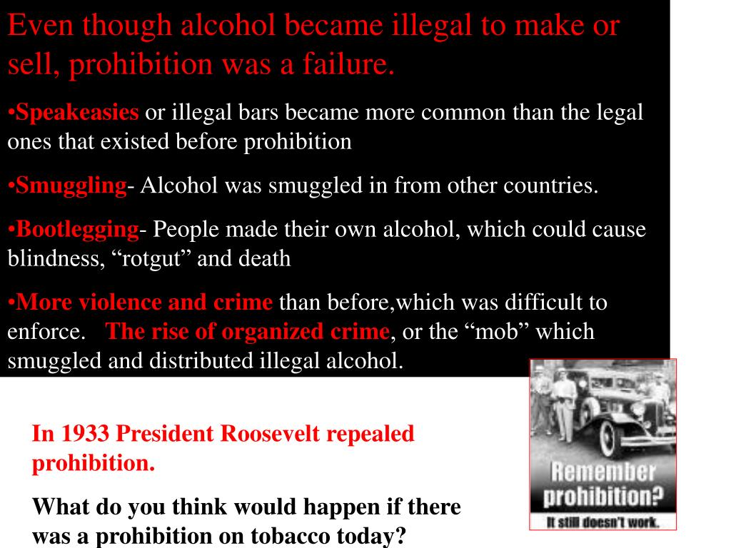 PPT - The History of Alcohol PowerPoint Presentation - ID