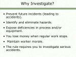 why investigate