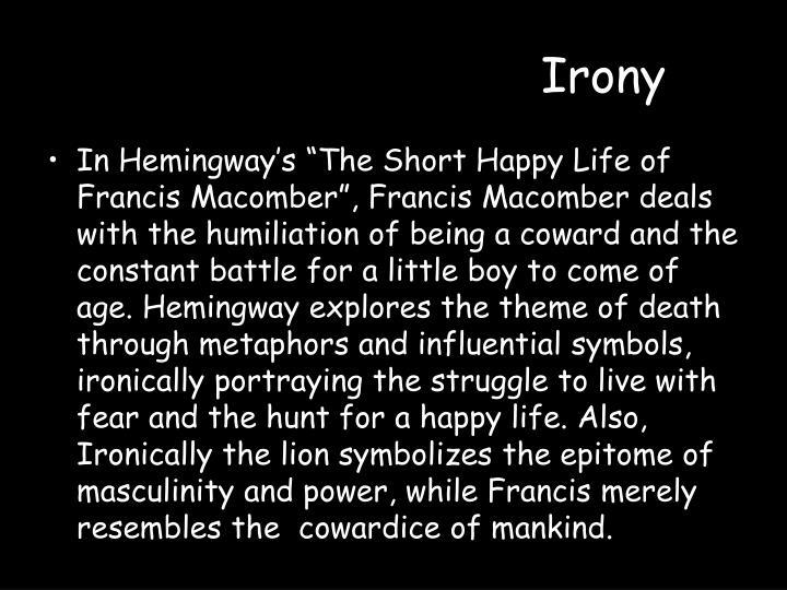 Ppt Ernest Hemingway Powerpoint Presentation Id1431082