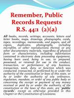 remember public records requests r s 44 1 2 a