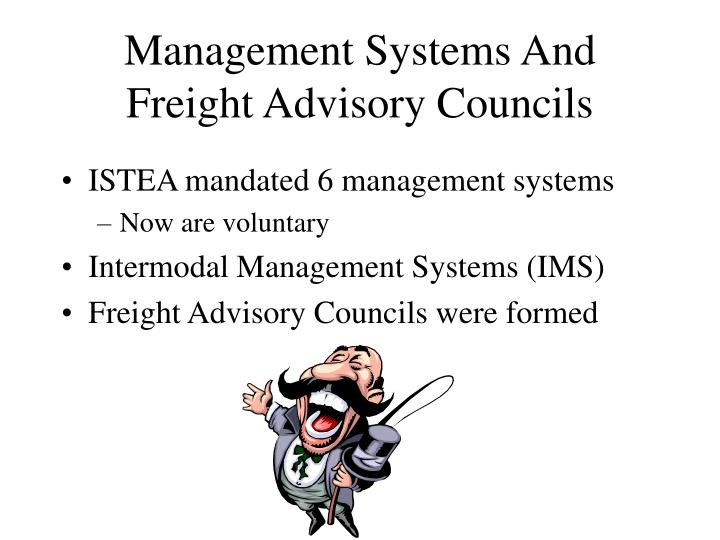 Management Systems And