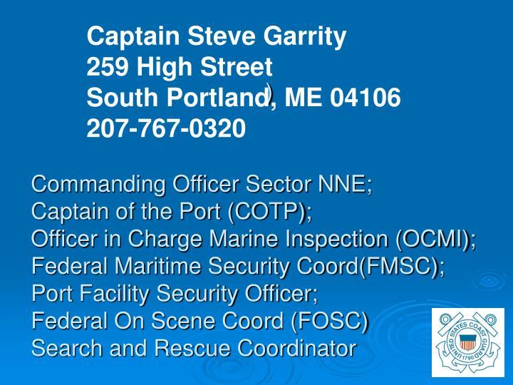 U s coast guard role and process for lng
