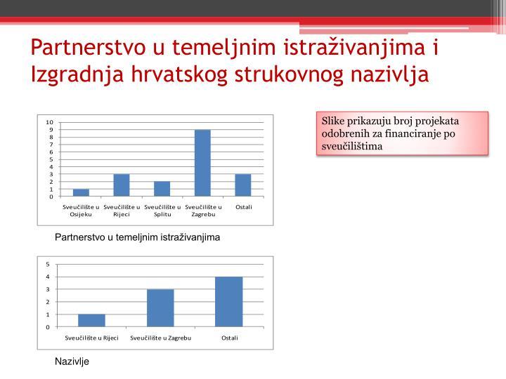 Partnerstvo u temeljnim istraživanjima i Izgradnja hrvatskog strukovnog nazivlja