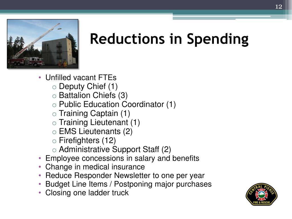 PPT - Central Pierce Fire & Rescue PowerPoint Presentation