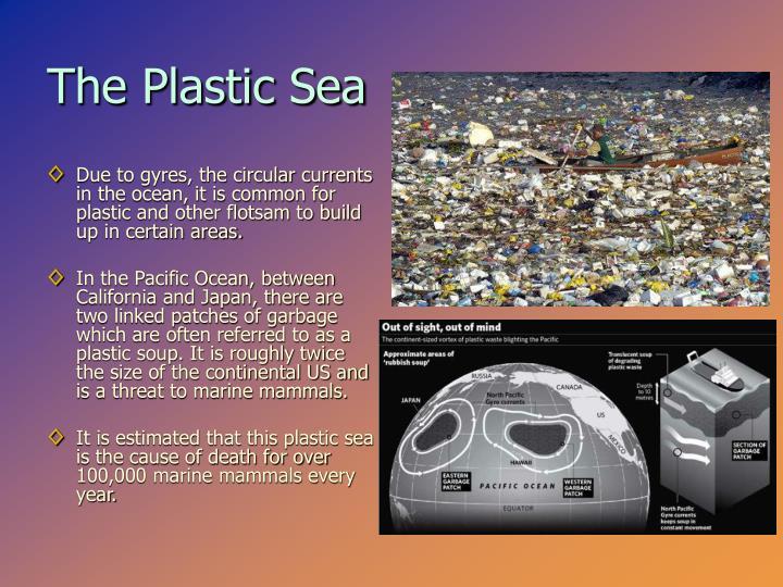 The Plastic Sea