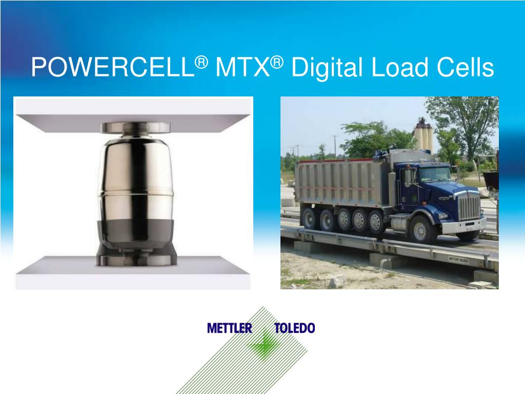 powercell mtx digital load cells n.