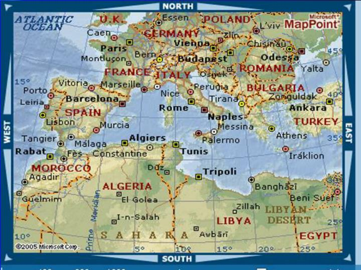 Road traffic accidents in tunisia a man made disaster