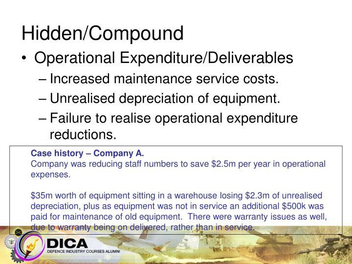 Hidden/Compound
