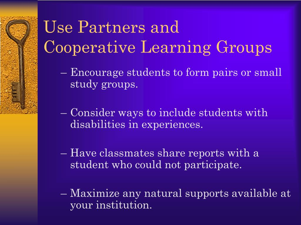 Use Partners and