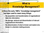 what is knowledge management2