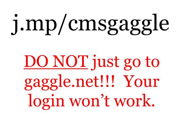 jmpcmsgaggle